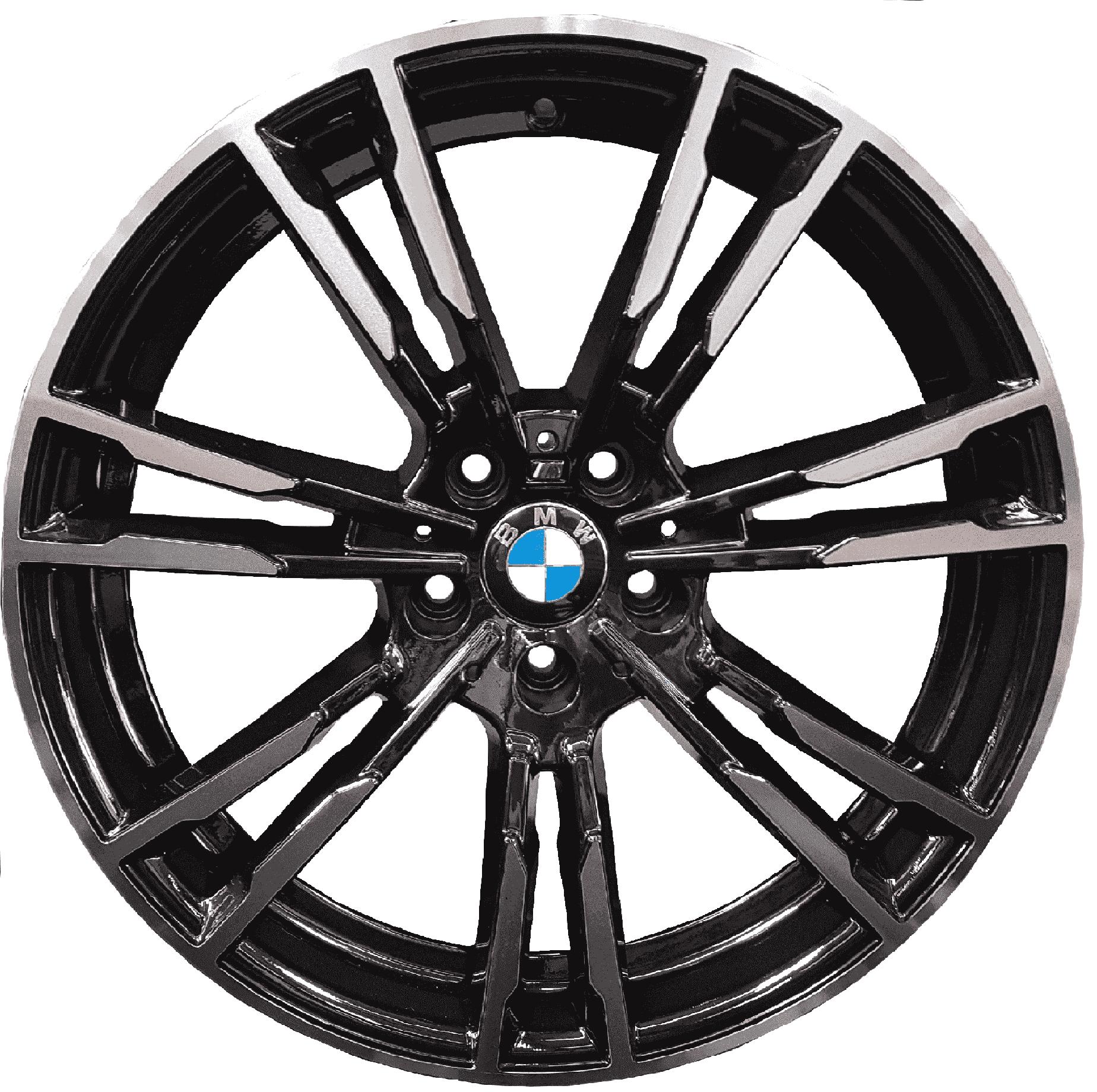 Jogo de Rodas Aro 20 BMW M5 5x120