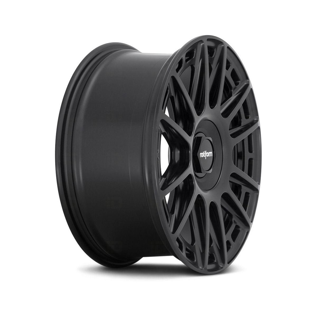 Jogo de Rodas Aro 19 Rotiform OZR BLACK
