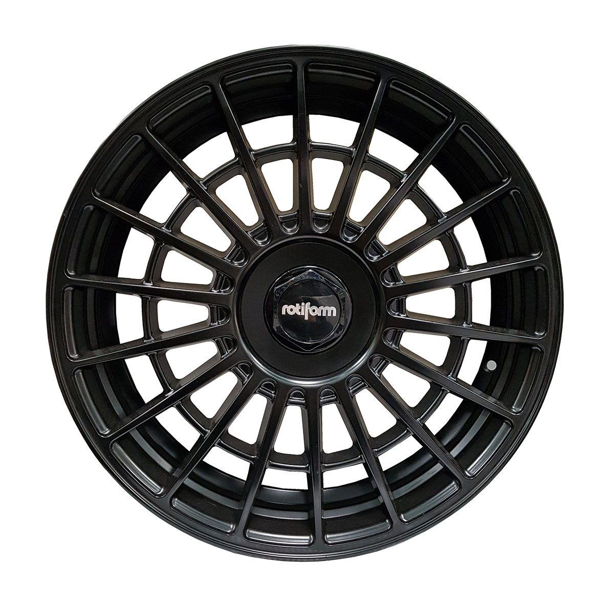Jogo de Rodas Aro 20 Rotiform LAS R BLACK