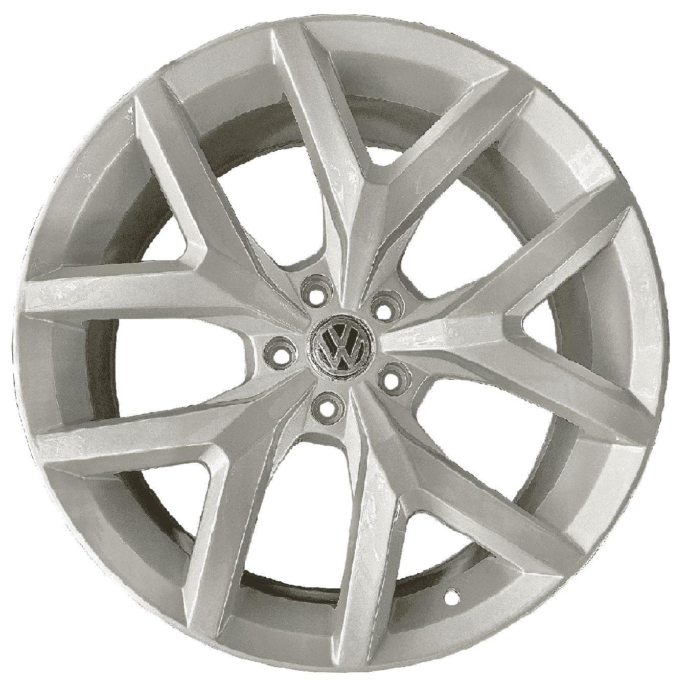 Roda Amarok MW120 20x8 5x113 ET42 Hyper Prata