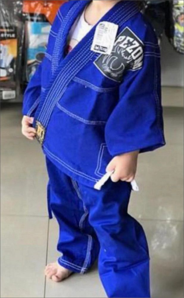 Kit combinado 28 kimonos infantil
