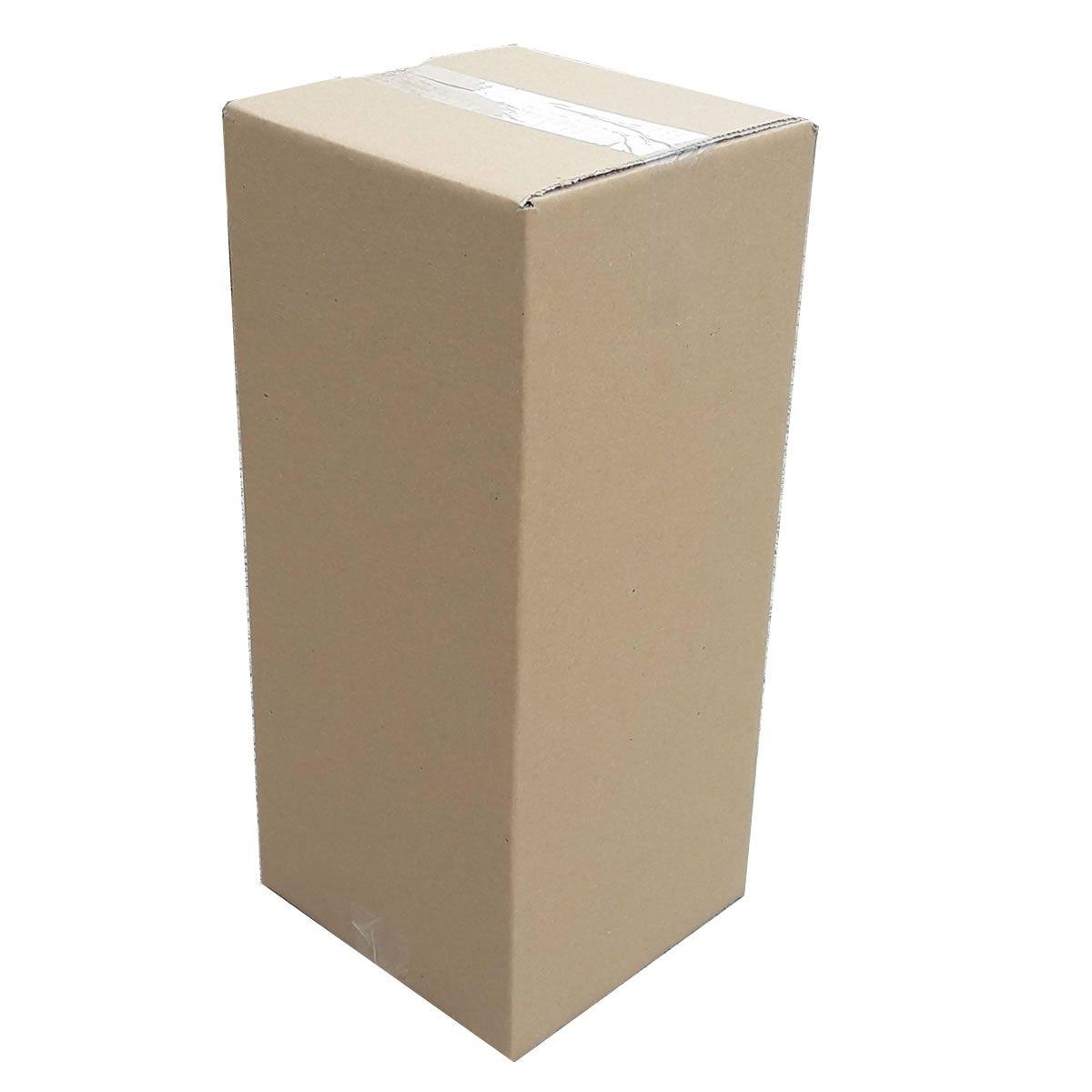10 Caixas De Papelão 20x20x46 Para correio e transportes