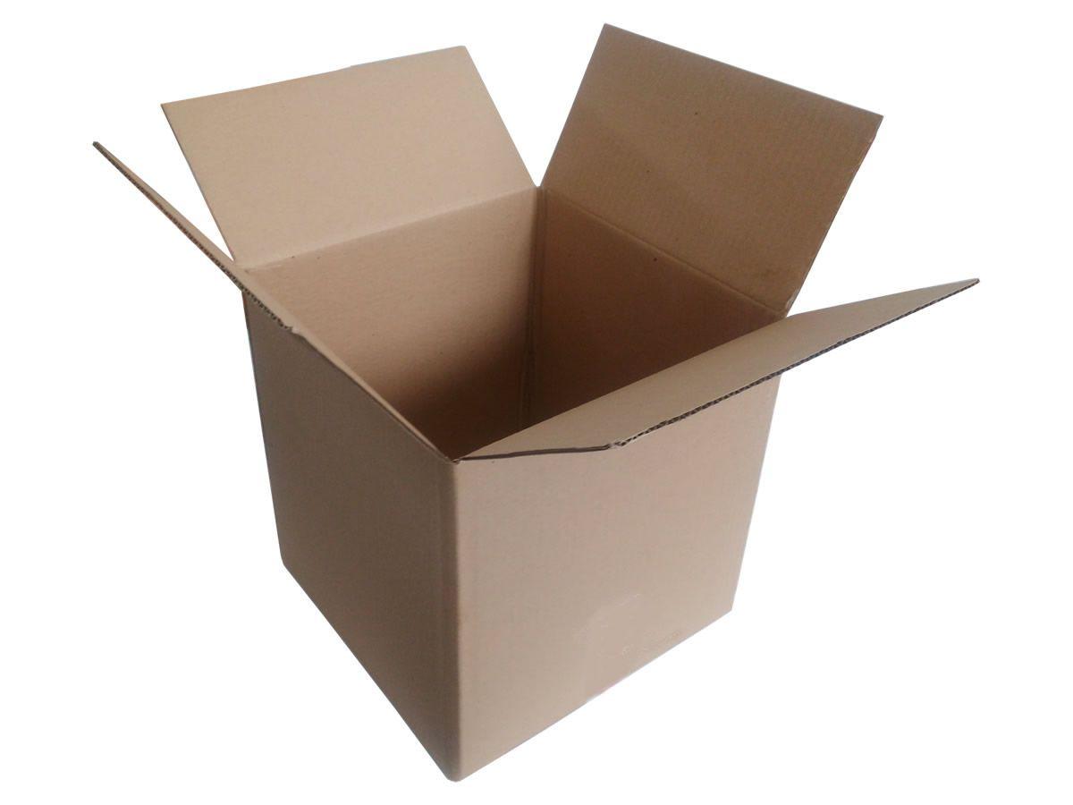 10 Caixas de Papelão 30x30x30 cm para correio e transportes