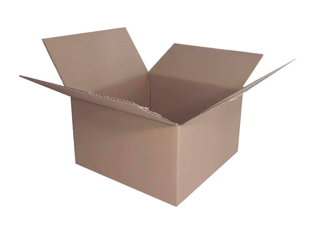 10 Caixas de Papelão 35x35x20 cm LINHA COMUM