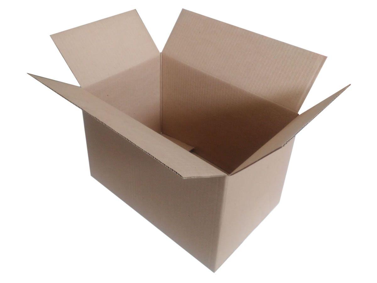 10 Caixas de papelão 40x25x25 cm para correio e transportes