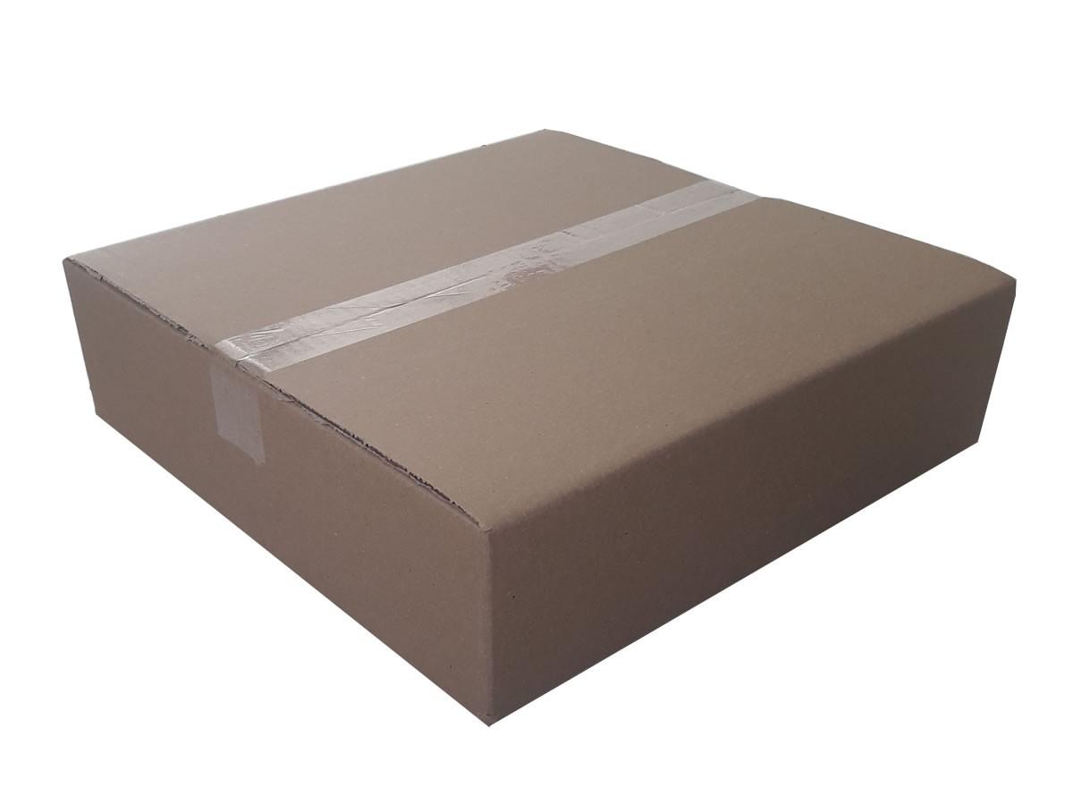 10 Caixas de papelão 40x40x10 cm LINHA PRIME