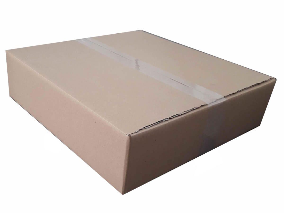 10 Caixas de papelão 40x40x10 cm para correio e transportes