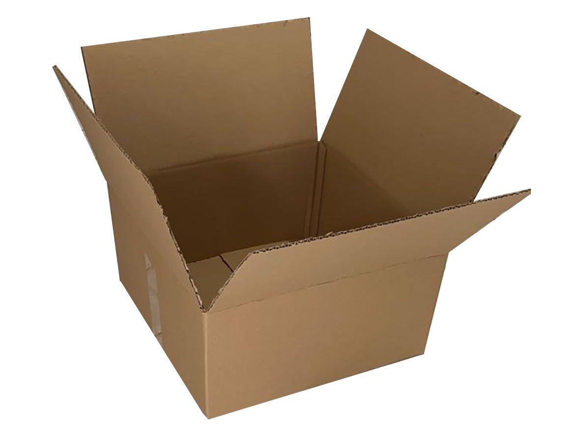 10 Caixas de papelão 40x40x20 cm para correio e transportes
