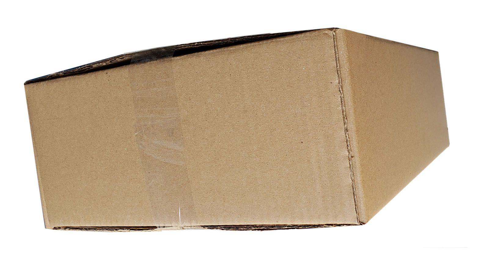 10 Caixas de papelão 41x31x12 cm Reforçada