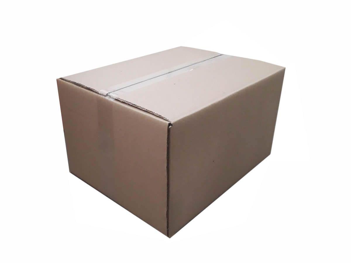 10 Caixas de Papelão 41x32x23 cm Reforçada - PRIME