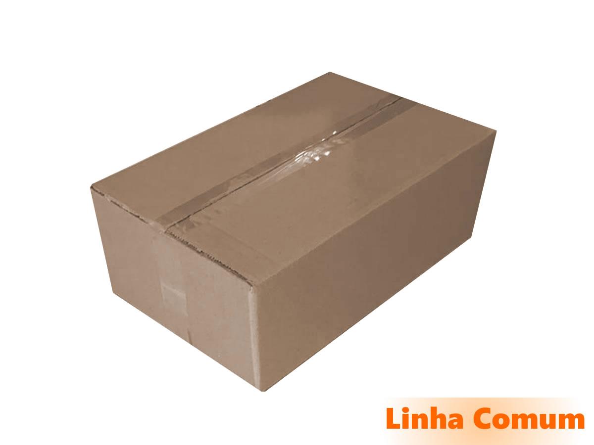 10 Caixas de Papelão 43x27x15 cm LINHA COMUM