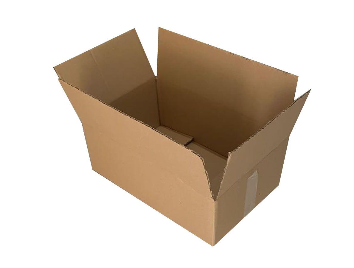 10 Caixas de Papelão 43x27x15 cm para correio e transportes