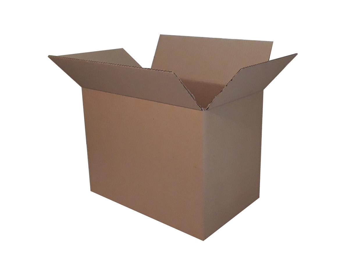 10 Caixas de Papelão 43x27x32 cm LINHA COMUM