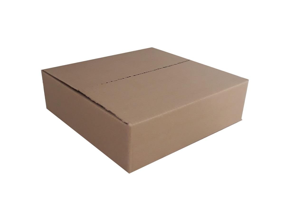 10 Caixas de Papelão 43x43x12 cm LINHA PRIME