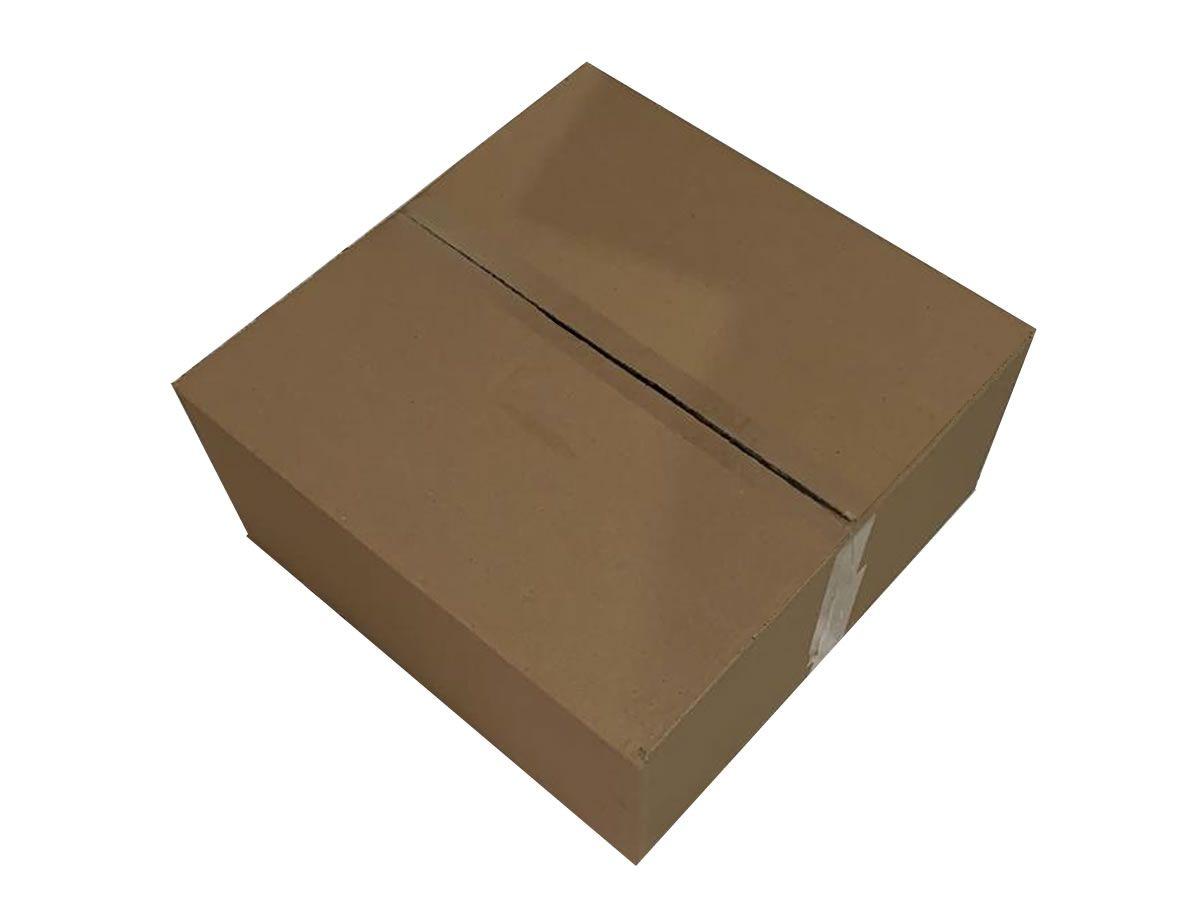 10 Caixas de papelão 43x43x20 cm para correio e transportes