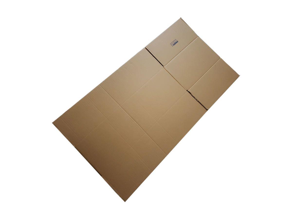 10 Caixas de Papelão 60x30x17,5 cm para correio e transportes