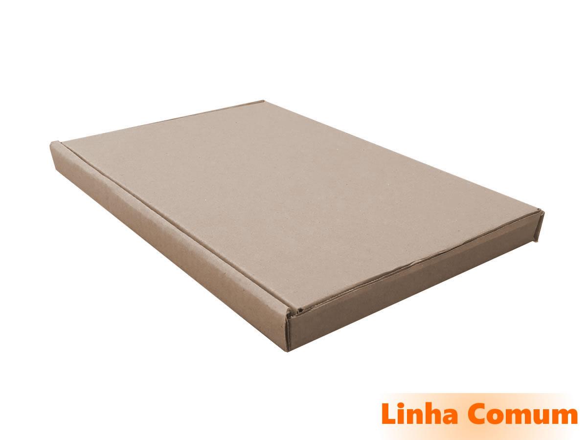 25 Caixas 30,5x21,5x2 cm LINHA COMUM