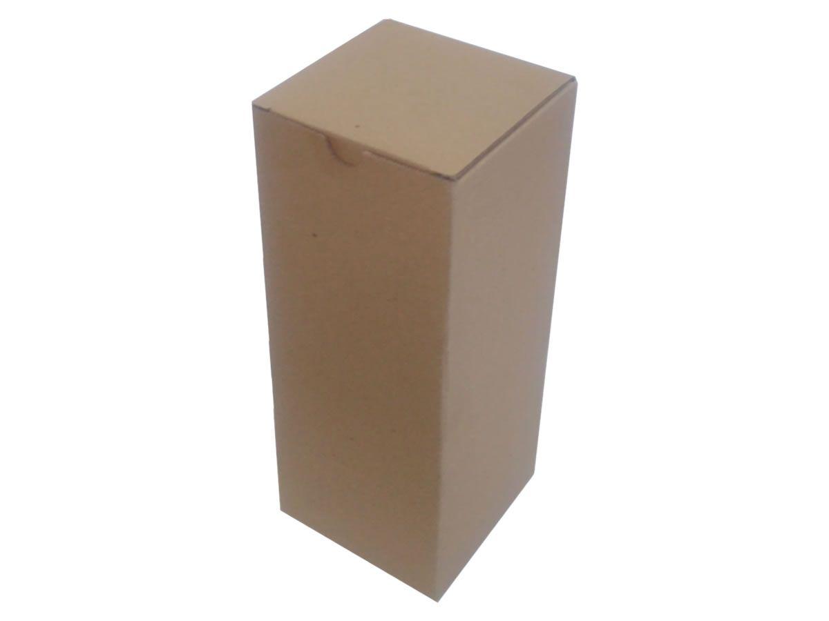 25 Caixas de Papelão 10x10x25 cm - caixa Tubo
