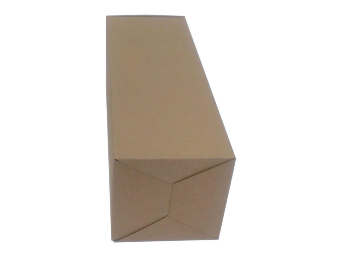 25 Caixas de Papelão 10x10x28 cm - caixa Tubo