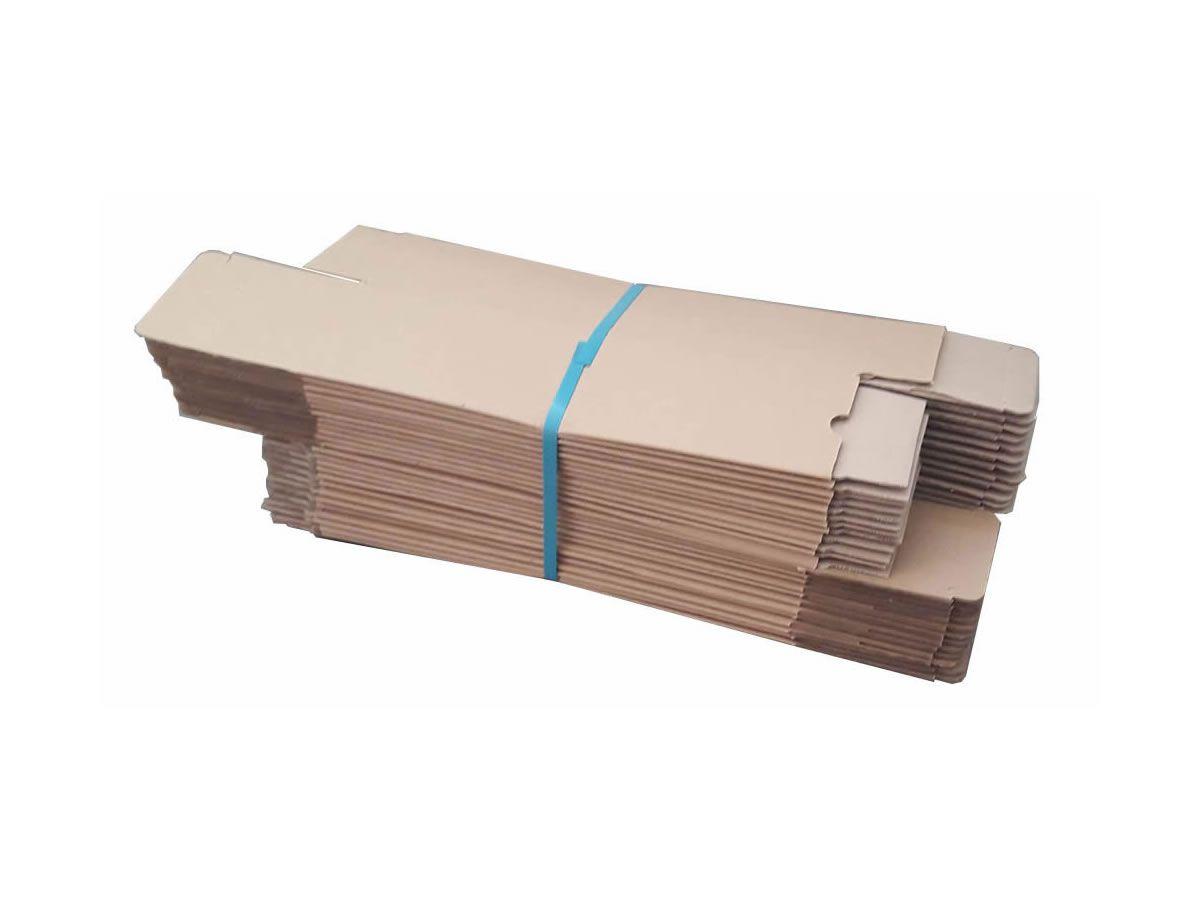 25 Caixas de Papelão 10x10x36 cm - caixa Tubo