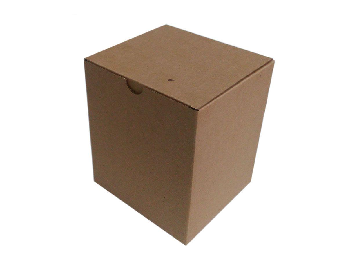 25 Caixas de Papelão 13x12x15 cm para Caneca