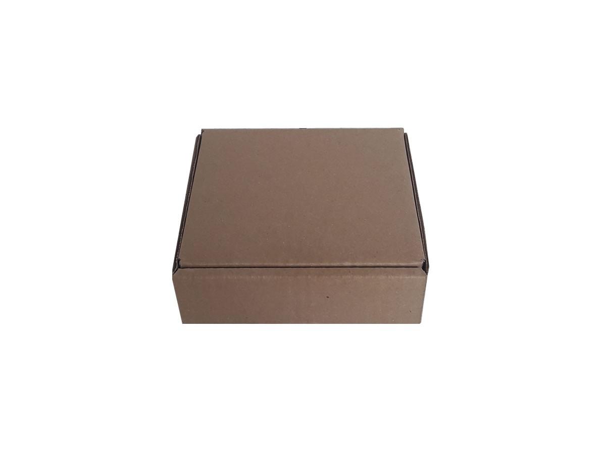 25 Caixas de papelão 14x13x4,5 cm LINHA PRIME