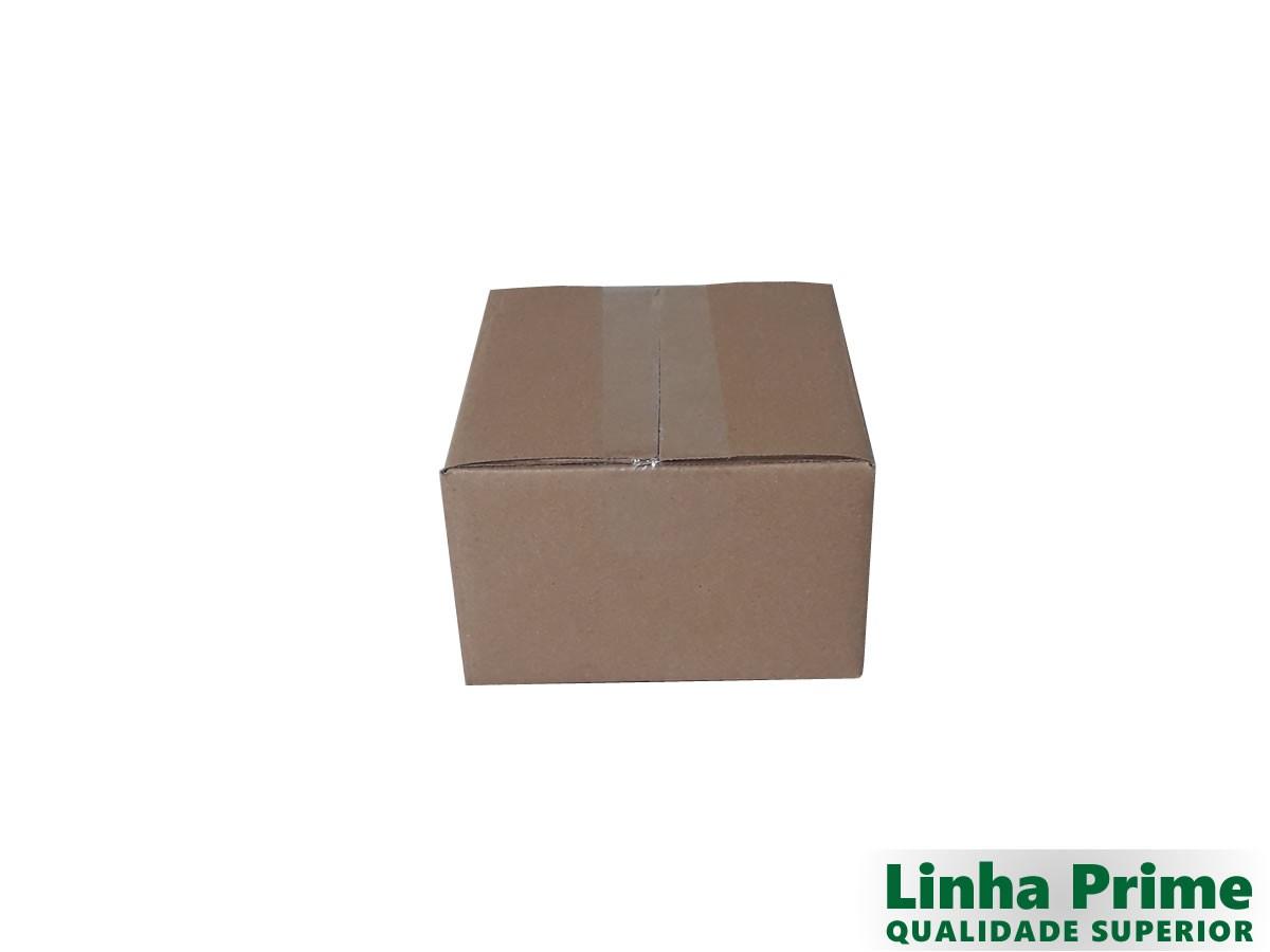 25 caixas de papelão 15,5x15,5x10 cm LINHA PRIME