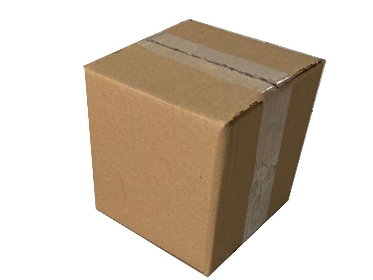 25 Caixas de Papelão 15x15x15 cm para correio e transportes