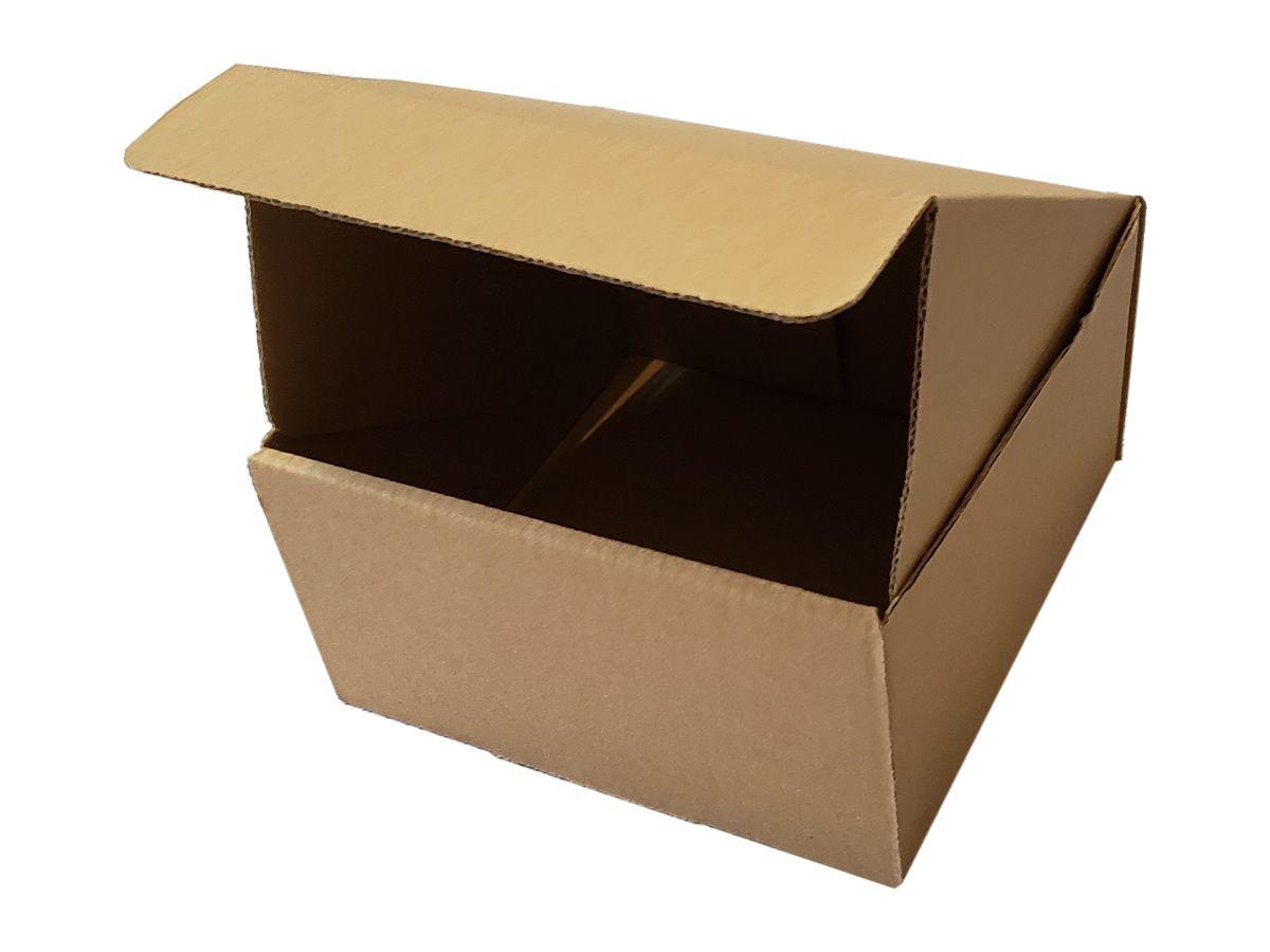25 Caixas de Papelão 15x15x8 cm para correio e transportes