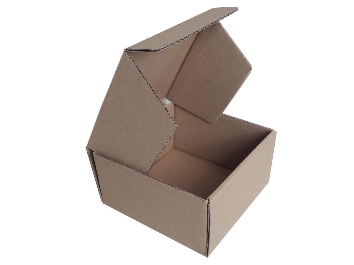 25 Caixas de Papelão 15x15x8 cm LINHA PRIME