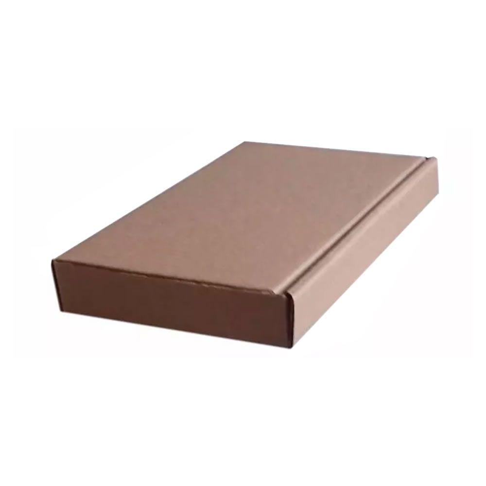 25 Caixas de Papelão 15x9x2 cm para correio e transportes