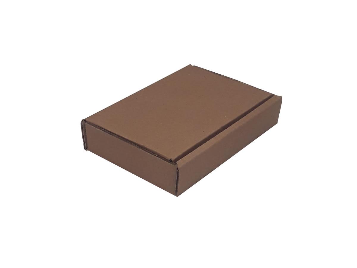 25 Caixas de Papelão 16x11x3 cm LINHA COMUM