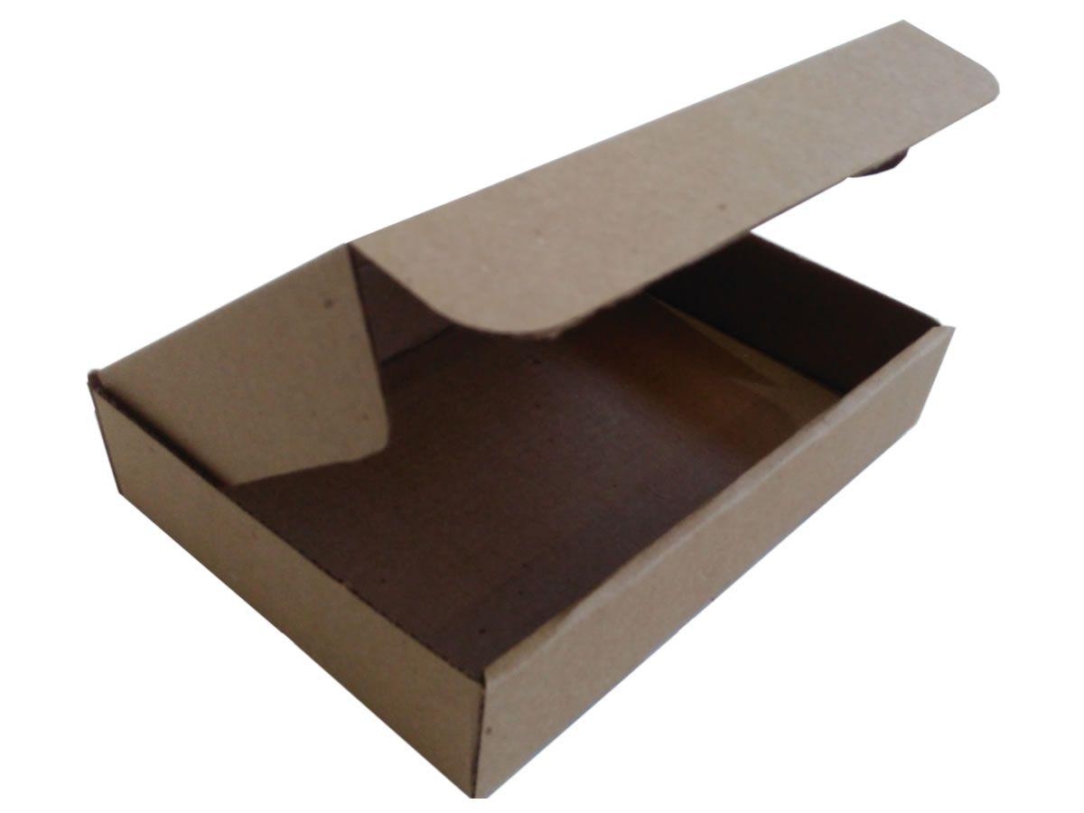 25 Caixas de Papelão 16x11x3 cm para correio e transportes