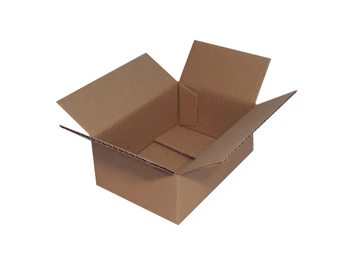 25 Caixas de Papelão 16x11x6 cm | LINHA BÁSICA
