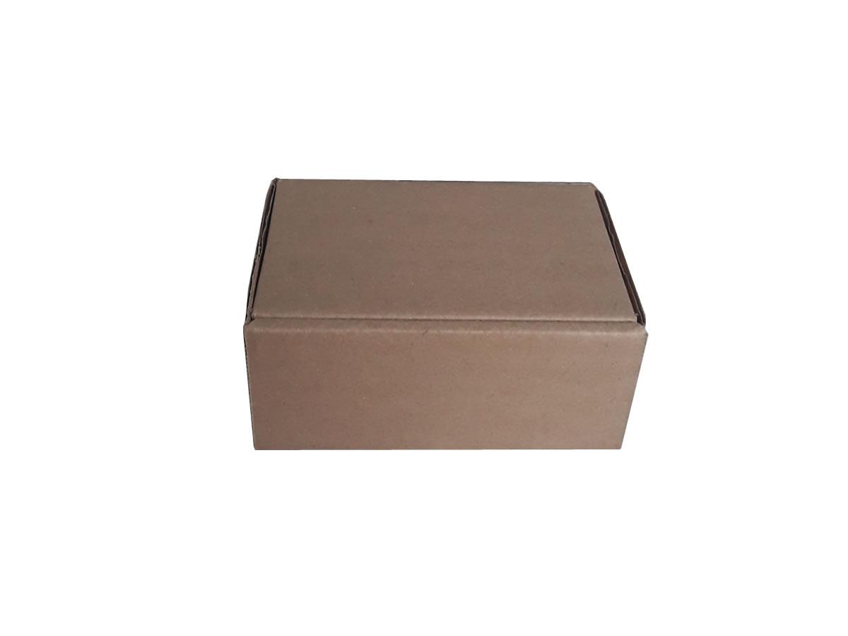 25 Caixas de papelão 16x11x7 cm LINHA COMUM