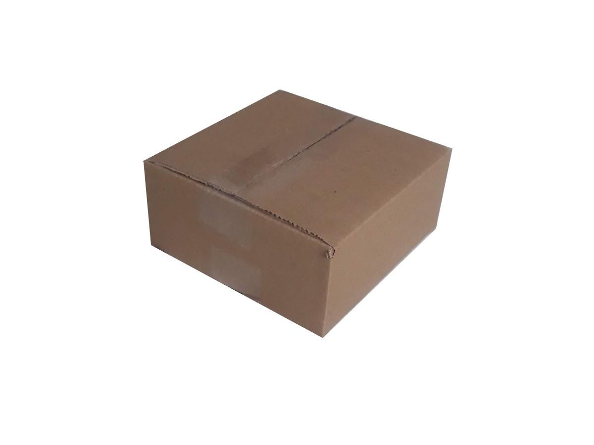 25 Caixas de Papelão 17x17x7 cm LINHA COMUM