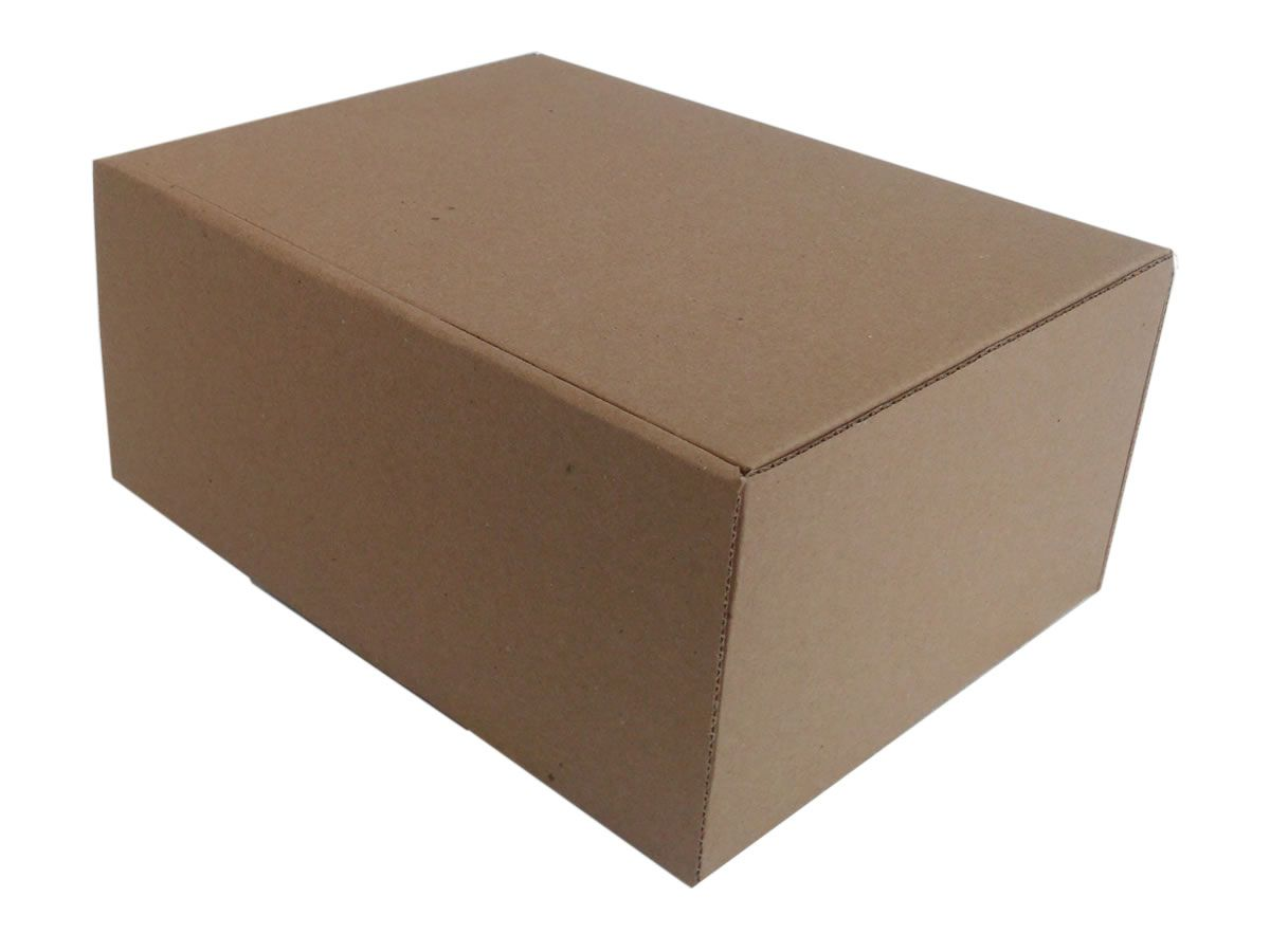 25 Caixas de Papelão 18,5x14,5x8,5 cm para correio e transportes