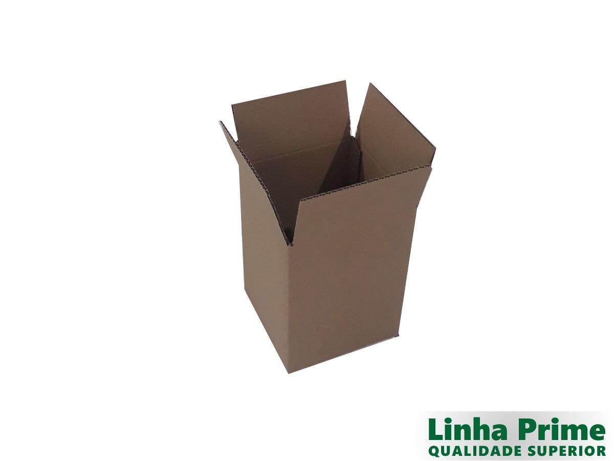 25 Caixas de Papelão 18x18x25 cm LINHA PRIME