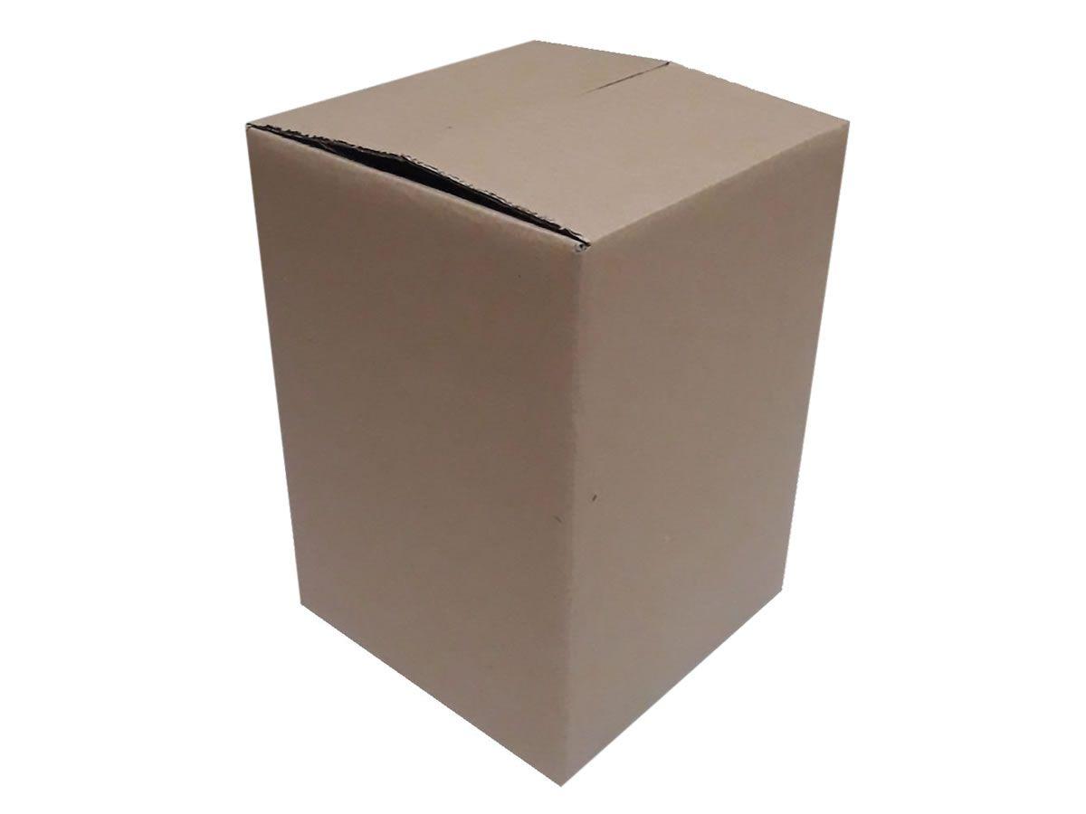 25 Caixas de Papelão 18x18x25 cm para correio e transportes