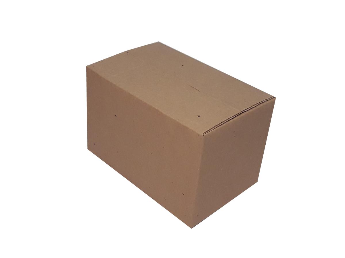 25 Caixas de Papelão 19x12x12 cm | LINHA BÁSICA