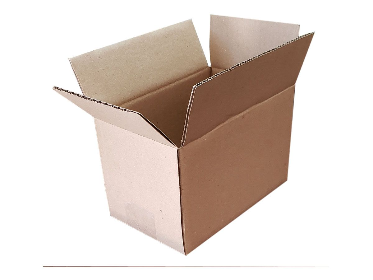 25 Caixas de Papelão 19x12x12 cm para correio e transportes