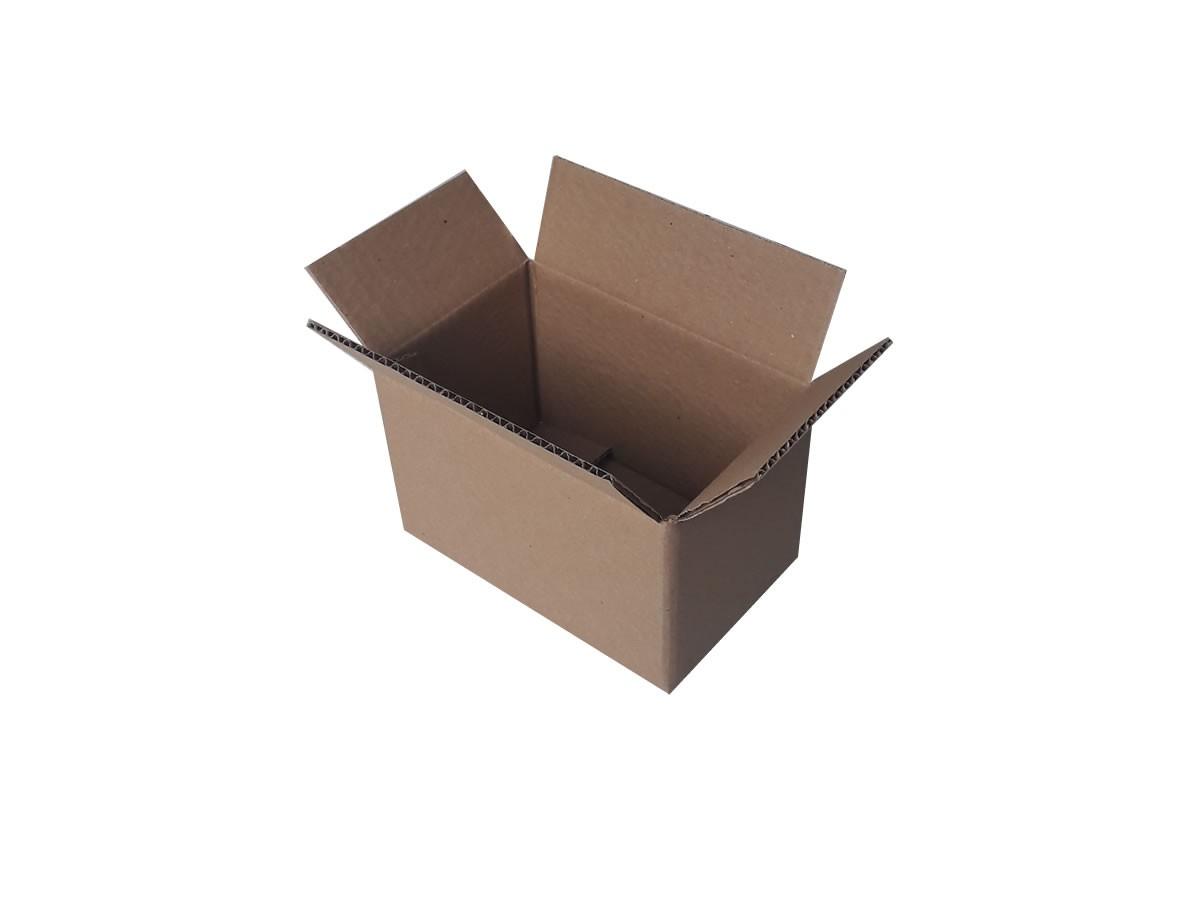 25 Caixas de Papelão 19x12x12 LINHA PRIME
