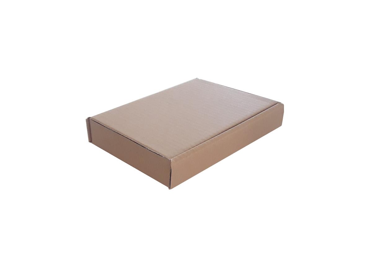 25 Caixas de Papelão 20x14,5x3 cm LINHA COMUM
