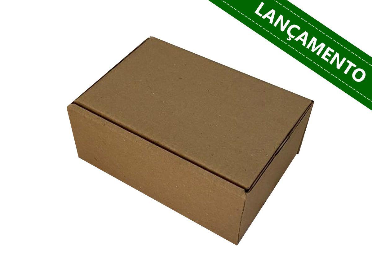 25 Caixas de Papelão 20x14x8 cm para correio e transportes