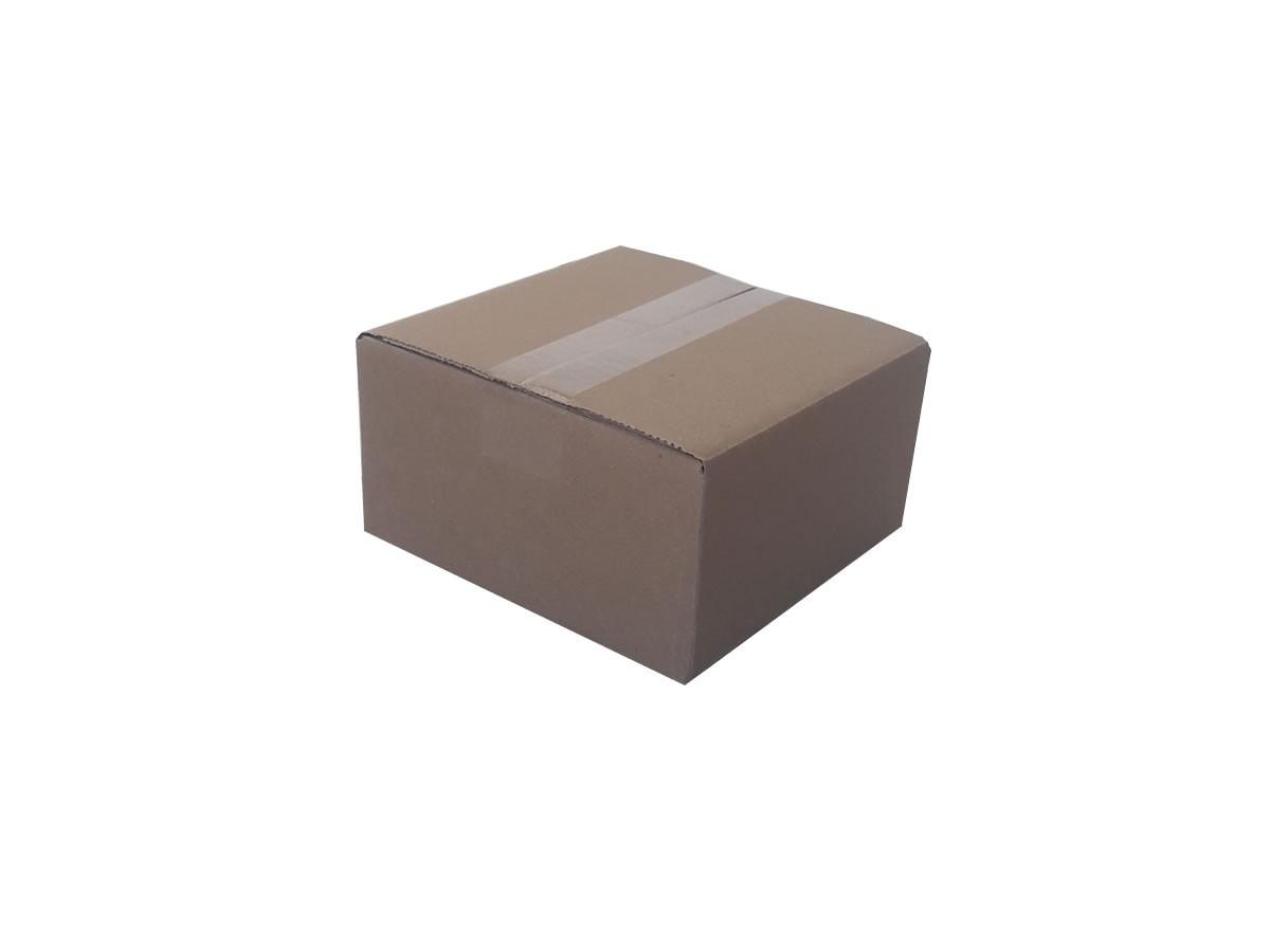 25 caixas de papelão 20x20x10 cm LINHA PRIME