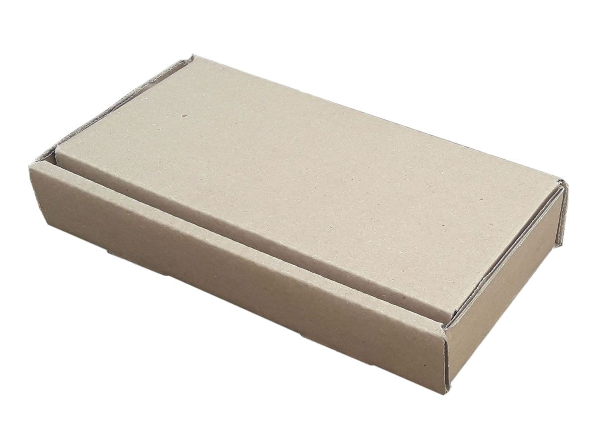 25 caixas de papelão 21,5x10,5x3,5 cm - PRIME