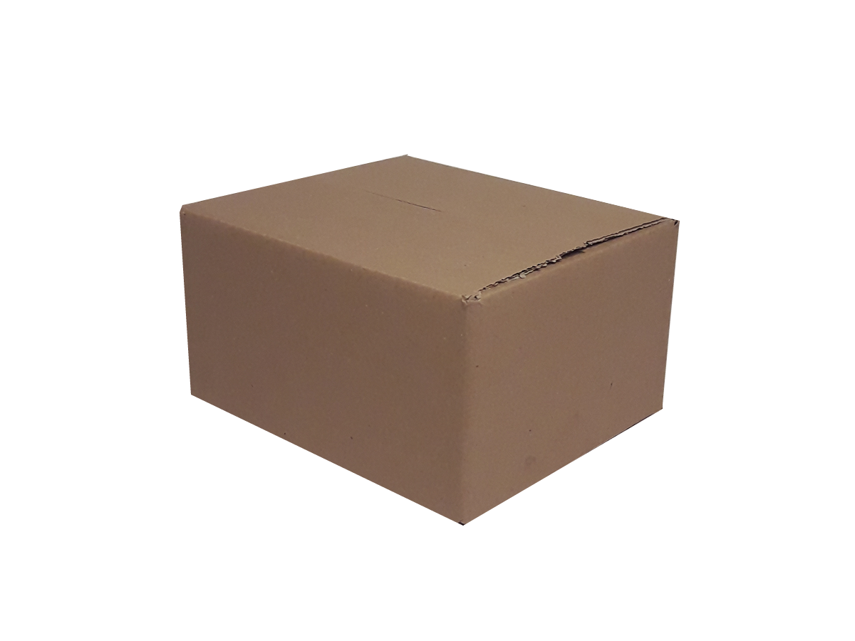 25 Caixas de Papelão 21x18x10 cm LINHA COMUM