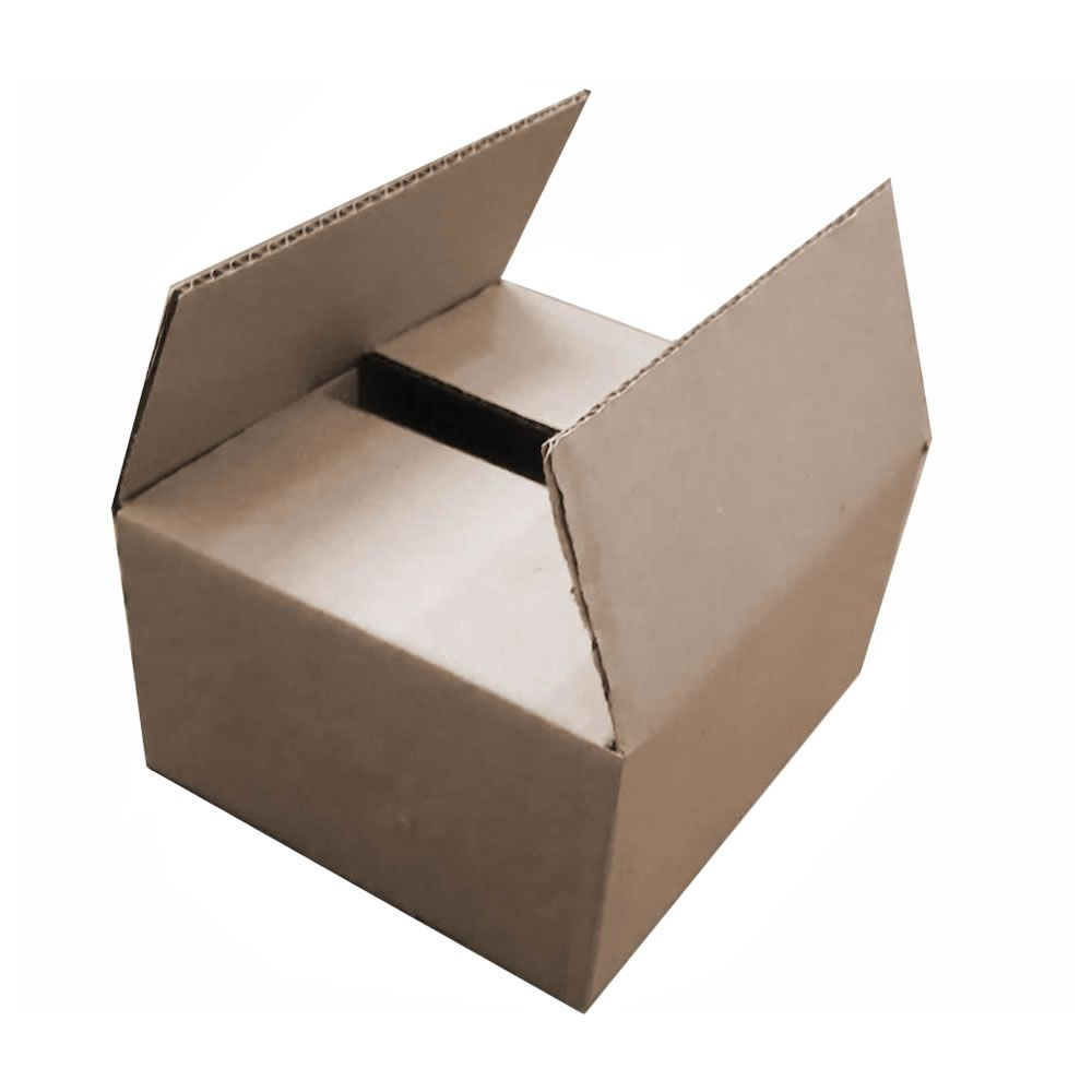 25 Caixas de Papelão 21x18x10 cm para correio e transportes