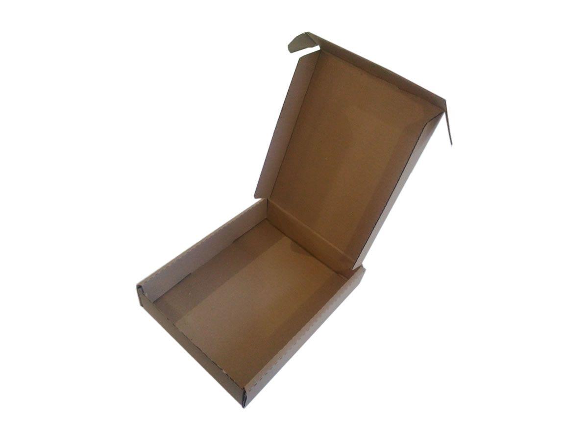 25 Caixas de Papelão 21x28x5 cm para correio e transportes