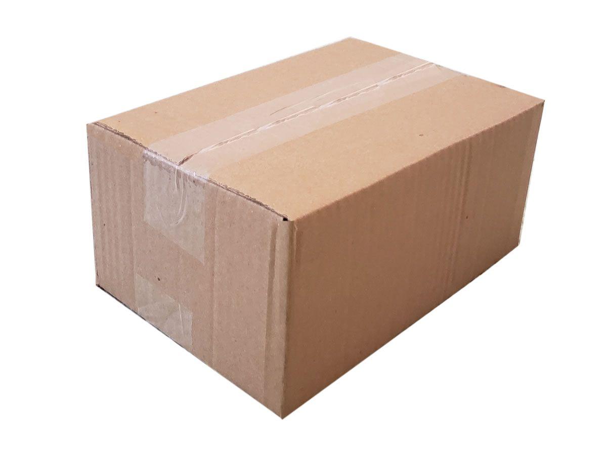 25 Caixas de Papelão 23x15x10 cm para correios e transportes